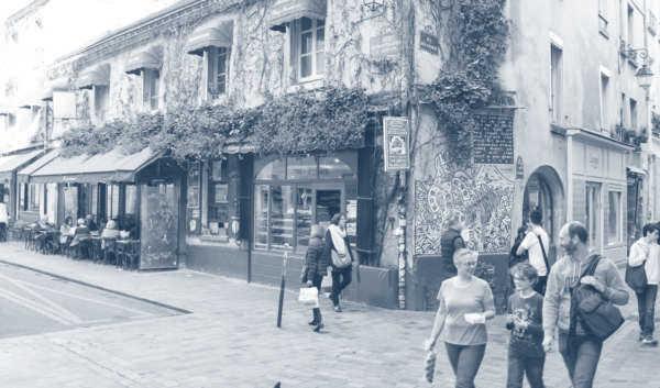 Pastry Tour in Le Marais