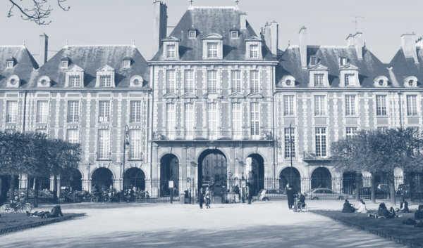 «Dessine-moi un Marais» – Découverte historique du Marais