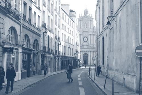 Découverte de quartiers parisiens