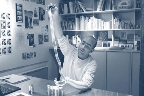 Thomas Sauvin, créateur de Beijing Silvermine