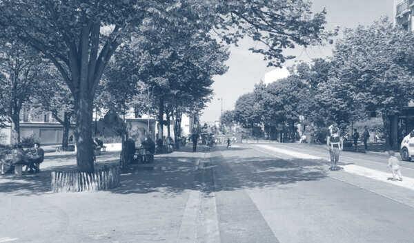 The Walk of Ménilmontant