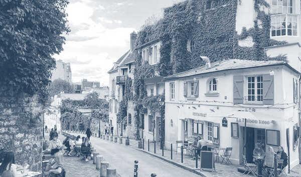 Bohemian Paris, the Hidden Face of Montmartre