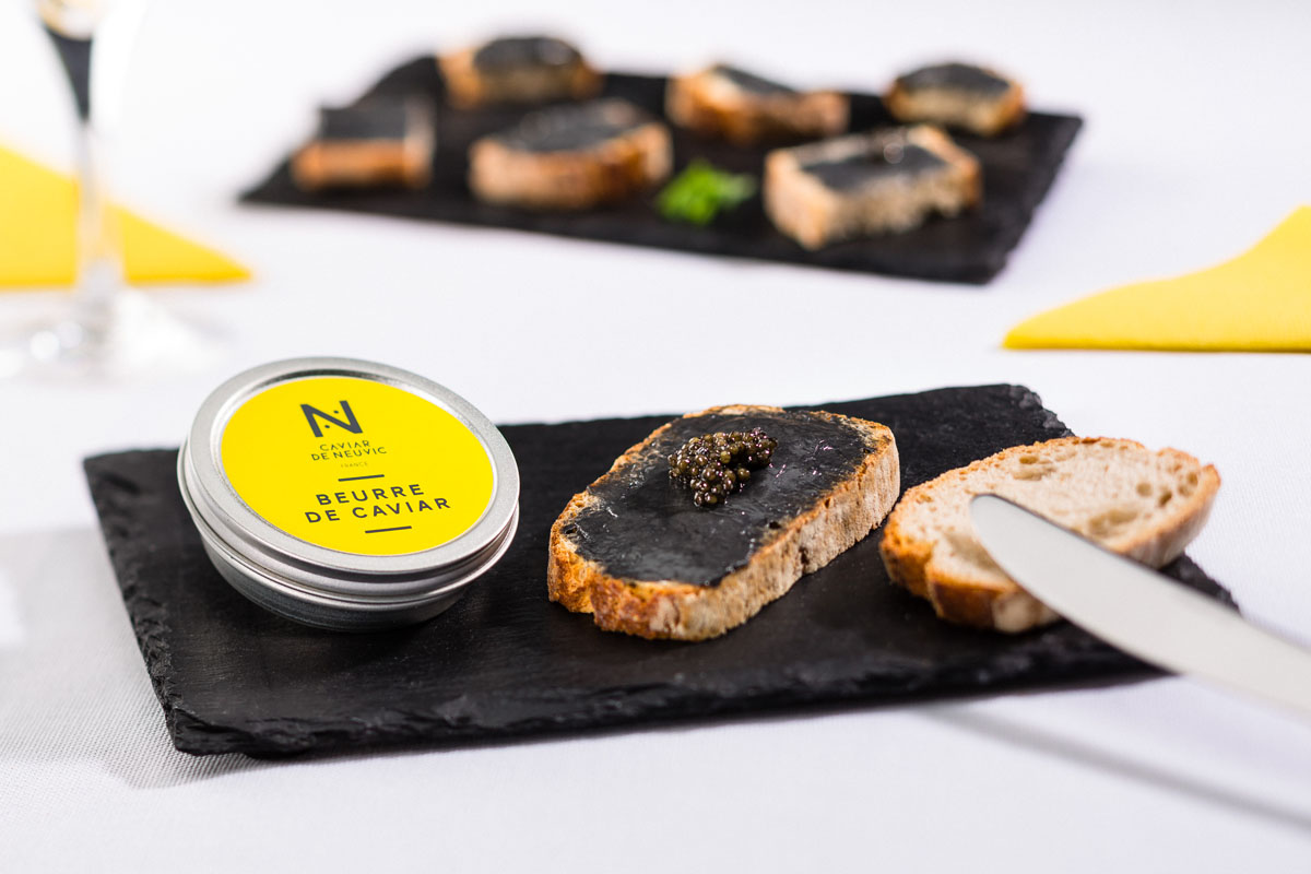 Deluxe Caviar Tasting in Paris