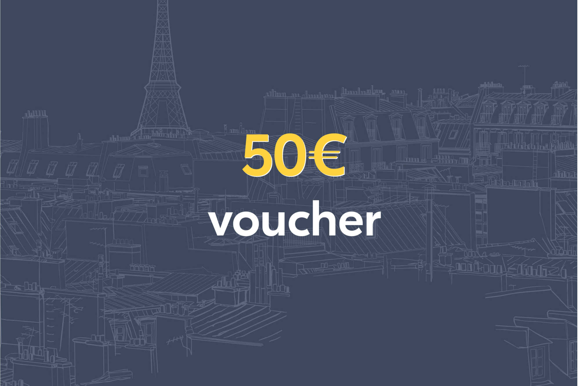 TheWaysBeyond - Voucher 50€