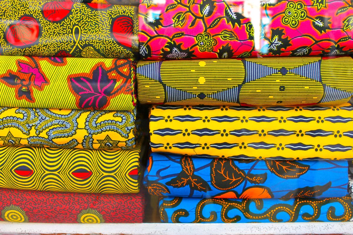 Paris exotique Goutte d'Or Wax Afrique