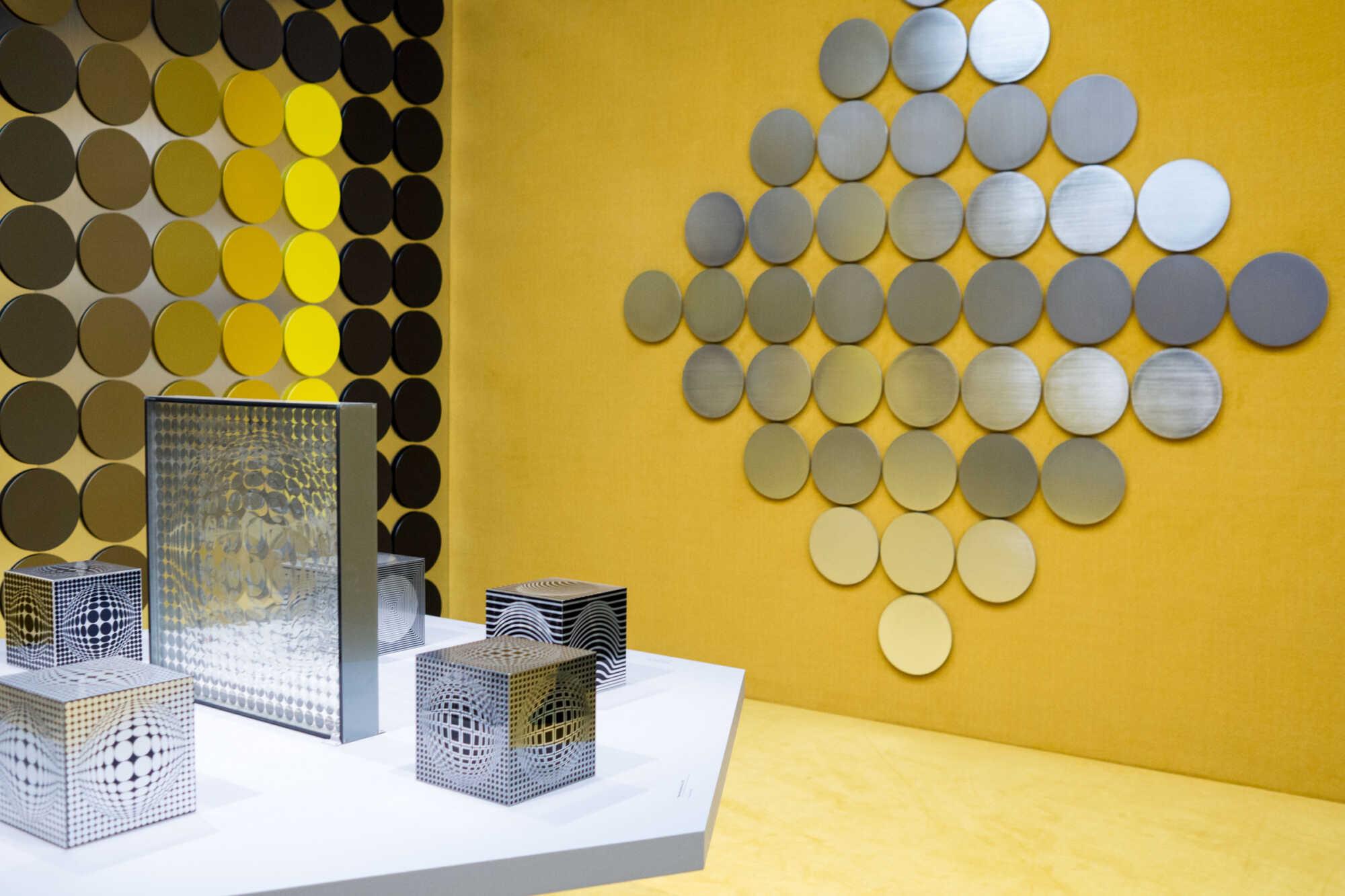 TheWaysBeyond - Centre Pompidou / Vasarely