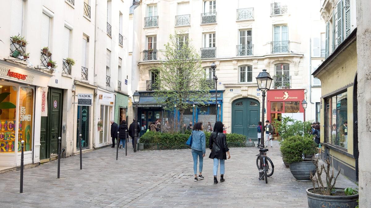 Essential Paris Le Marais designer boutiques
