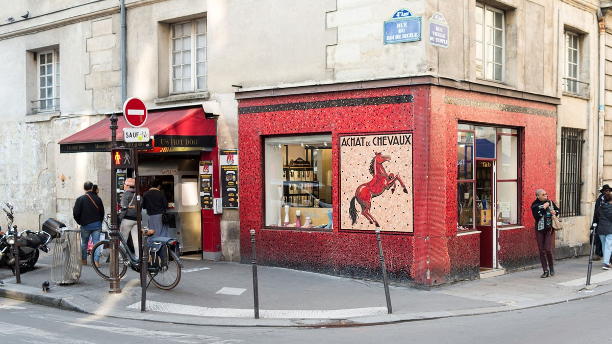 Paris incontournable Le Marais