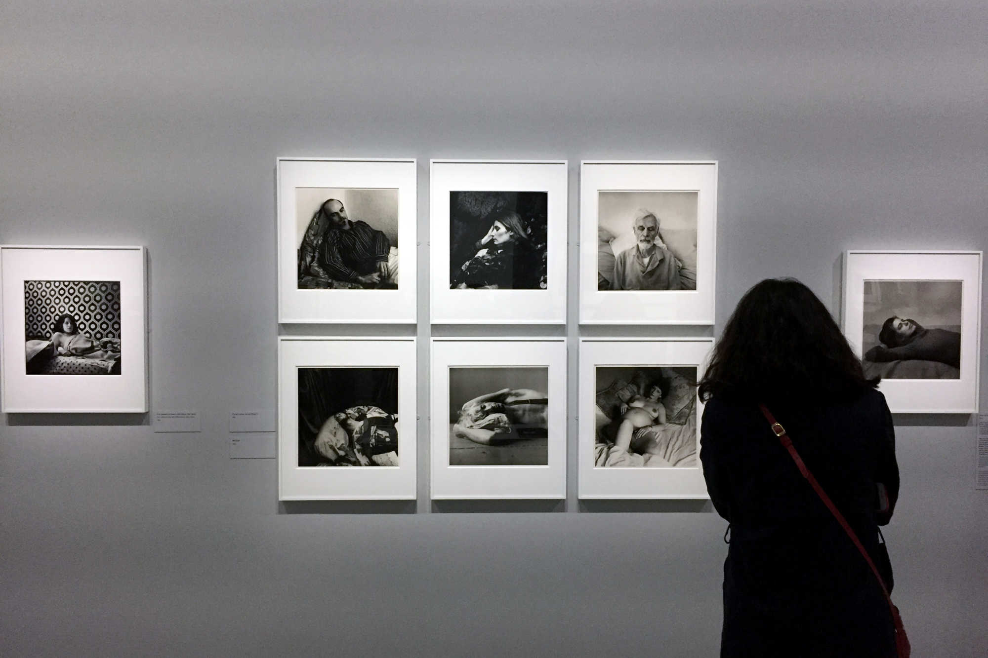"Exposition ""Peter Hujar - Speed of Life"" au Jeu de Paume, Paris, oct. 2019 © TheWaysBeyond"