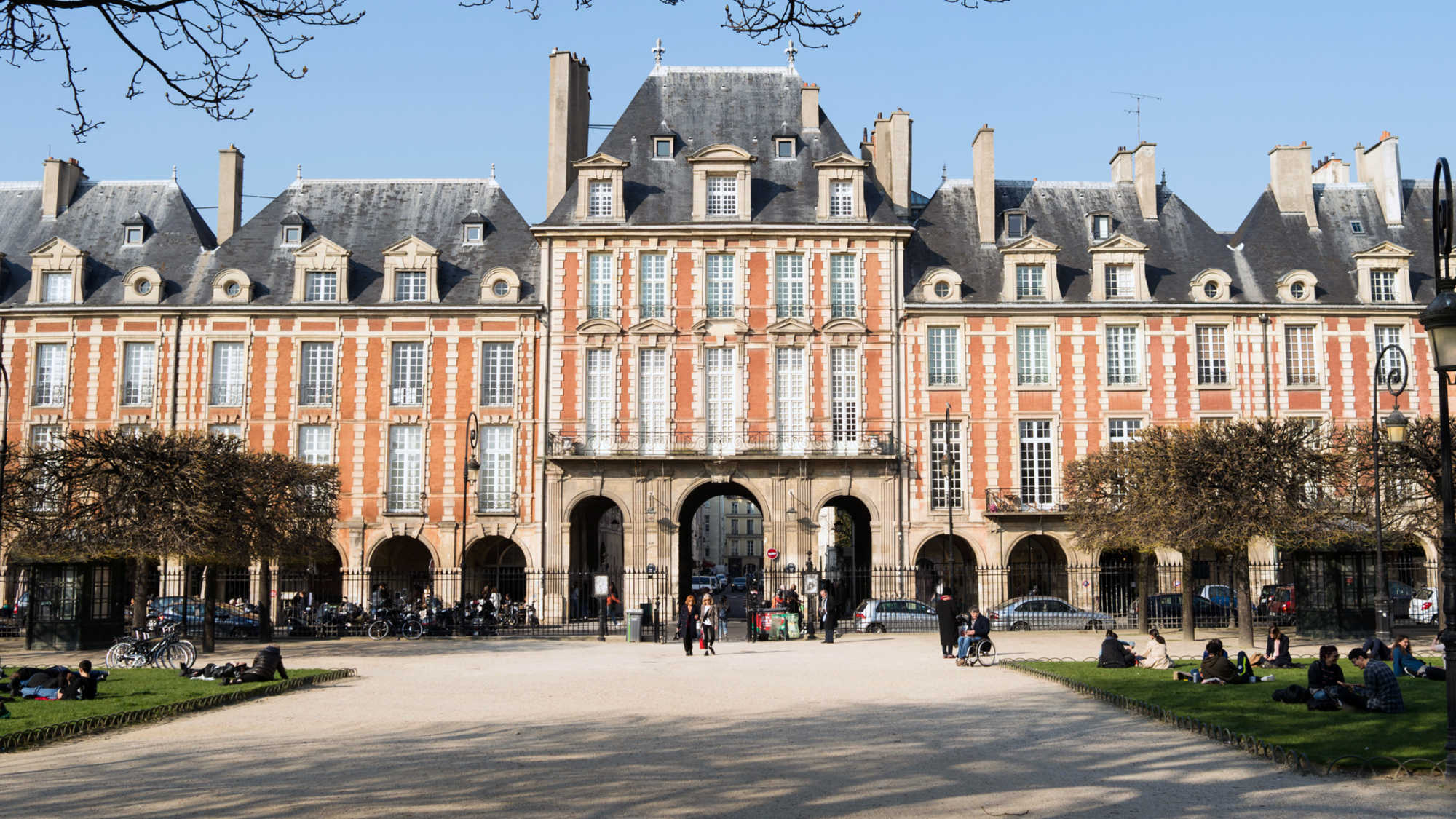 TheWaysBeyond - Visite historique Marais / Place des Vosges