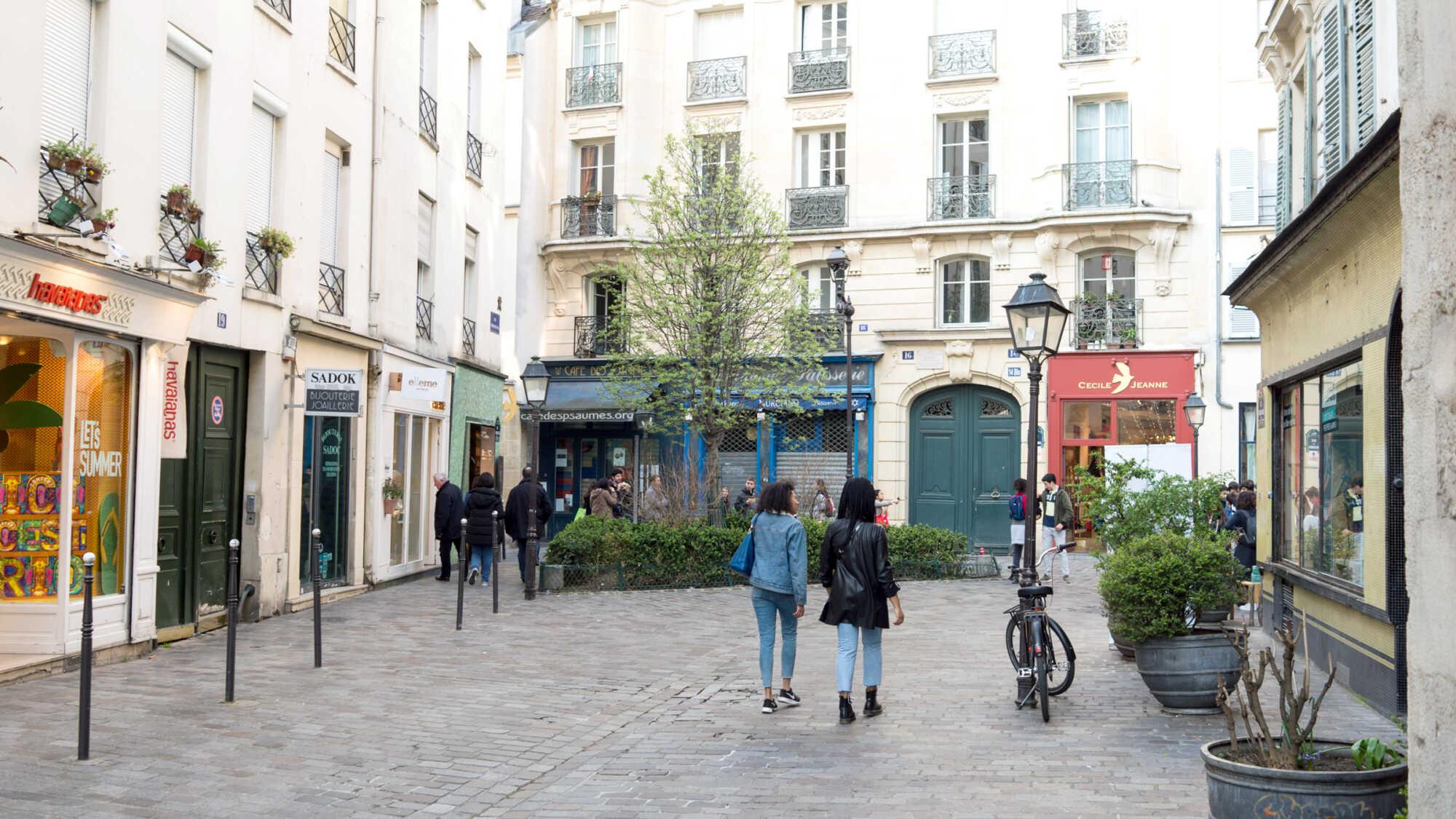 TheWaysBeyond - Visite historique Marais