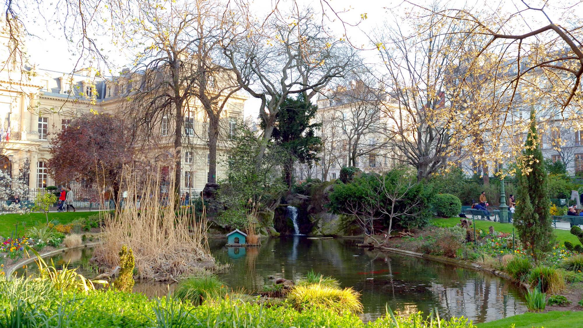 TheWaysBeyond - Visite historique Marais / Square du Temple