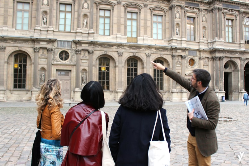 Team Building Personal Guided Tours
