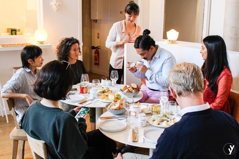 Team Building Gastronomy Tasting