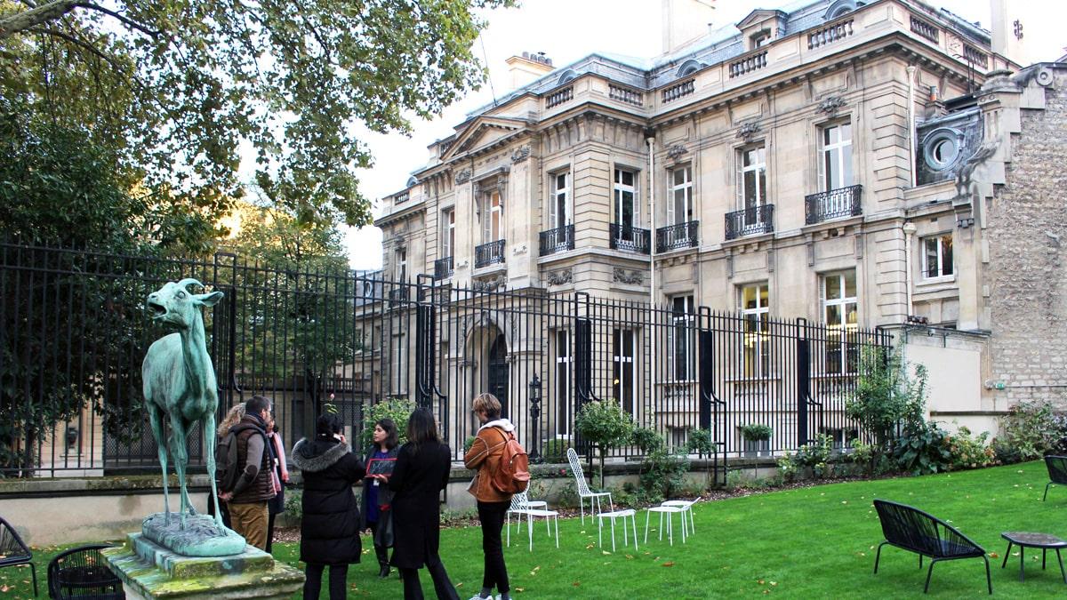 Hôtel particulier de Salomon de Rothschild