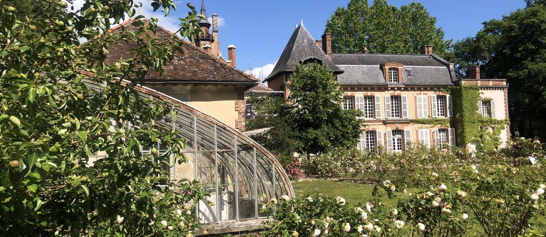 Retraite hors de Paris Chateau Rosa Bonheur