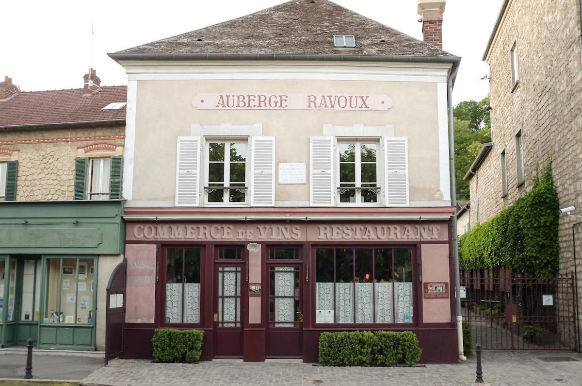 Auberge Ravoux, in Auvers-Sur-Oise
