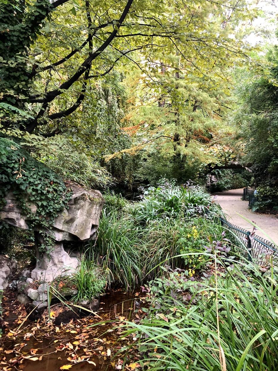 Jardin de la Nouvelle-France, a Hidden Garden by Marie de Médicis