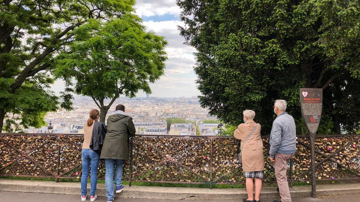 TheWaysBeyond Paris Montmartre Sacre Coeur Panorama