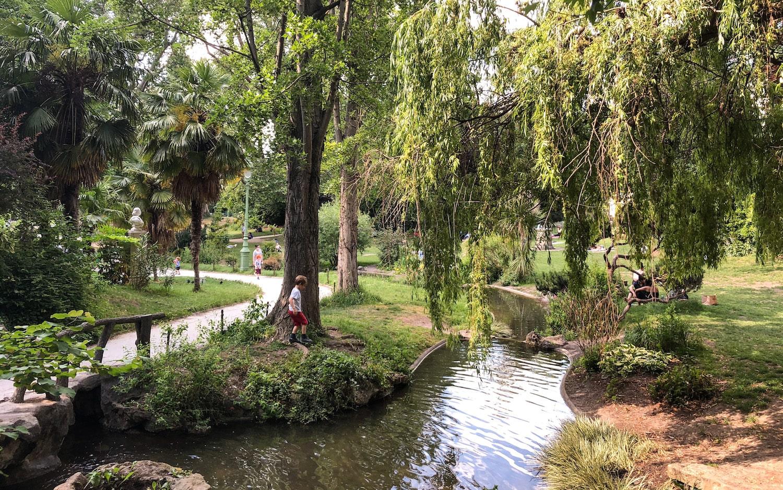 Paris Batignolles Parc Alphand TheWaysBeyond