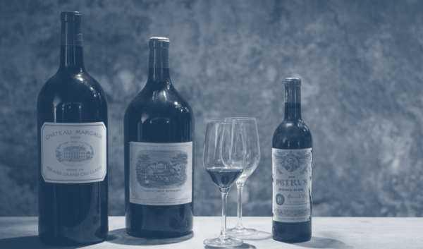 5 nuances de Bordeaux