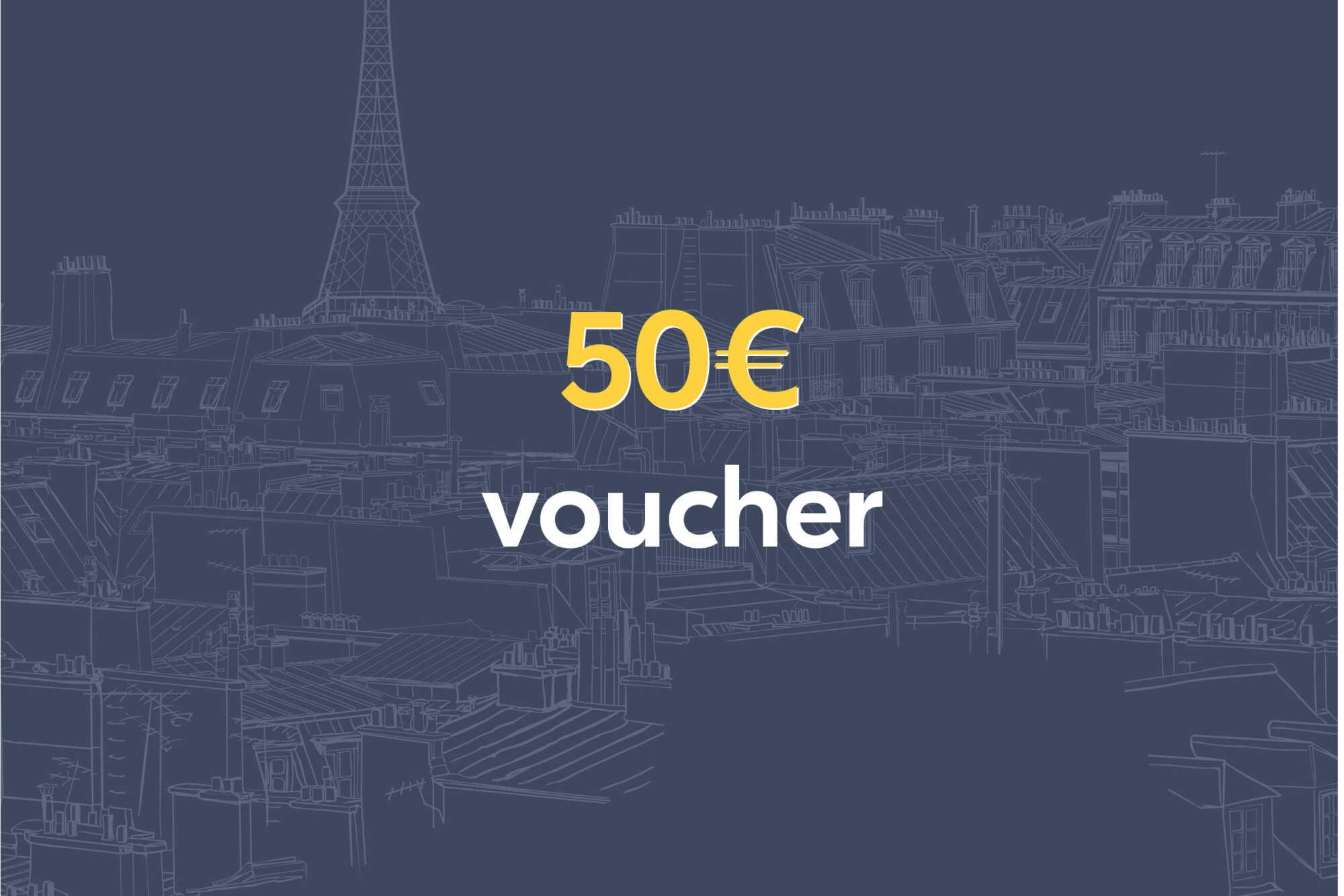 TheWaysBeyond - Voucher 50€